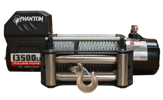 Phantom 13500 Electric Winch