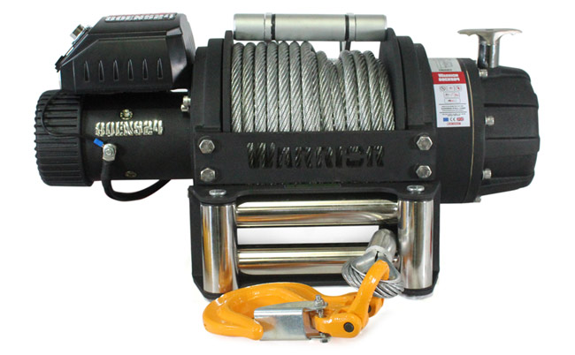EN 8000 Electric Winch