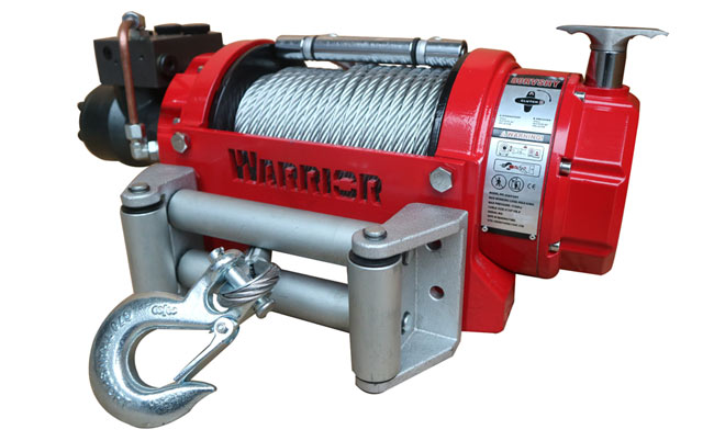 RV 8000 Hydraulic Winch