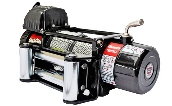 Spartan 12000 Electric Winch