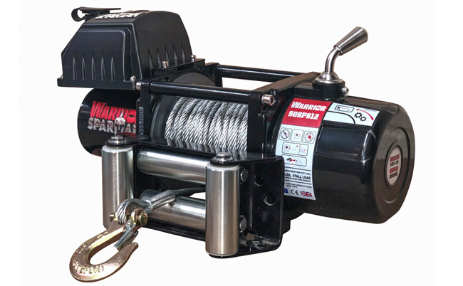 Spartan 5000 Electric Winch