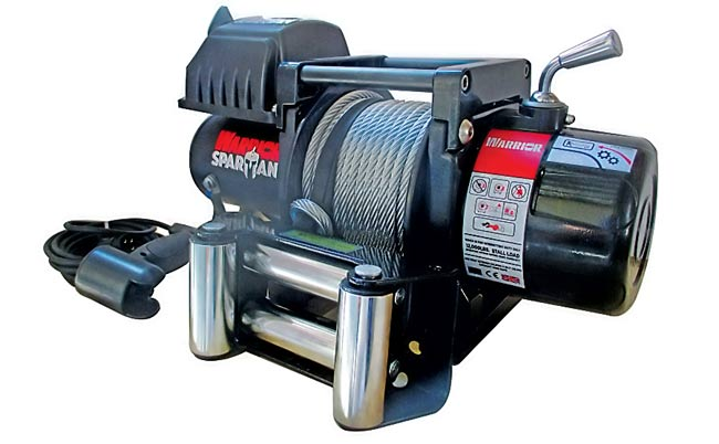 Spartan 6000 Electric Winch