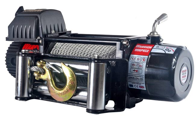Spartan 9500 Electric Winch