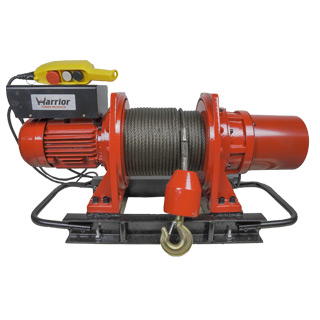 AC Winch Hoists